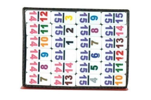 美しい Double 15 Color Double Number B00S5VEU9S Dominoes Dominoes by CHH Games [並行輸入品] B00S5VEU9S, 尾張一宮河野酒店:e332766b --- arianechie.dominiotemporario.com