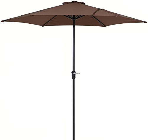 Grand Patio 9 FT Aluminum Patio Umbrella