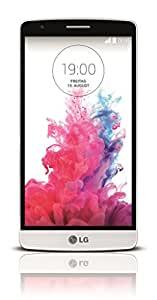 "LG G3 s - Smartphone libre Android (pantalla 5"", cámara 8 Mp, 8 GB, Quad-Core 1.2 GHz, 1024 MB RAM), color blanco (importado)"