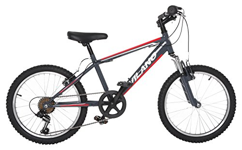 Vilano Kids 20 Inch Hardtail Mountain Bike with 6 Speed Shimano