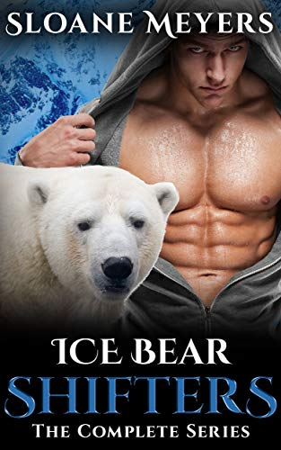 Ice Bear Shifters: The Complete Seven Book Series