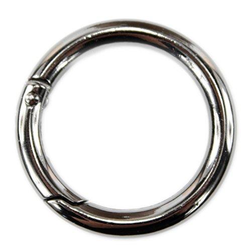 Modamoda De Precise Color (only Color): Lobster-ring Metallic Gray 43mm