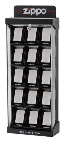 Zippo Lighter Display Case - 7