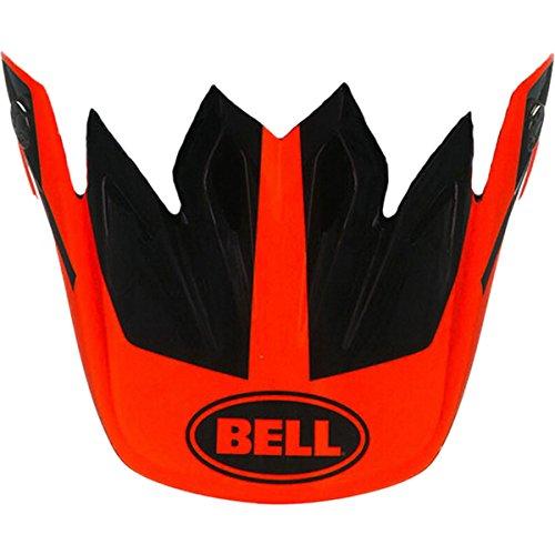 Bell Moto-9 Visor, Intake Fluorescent Orange