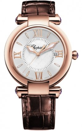 buy popular f9541 9fb37 Amazon | [ショパール]Chopard 腕時計 インペリアーレ 384221 ...