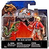 "Dr. Ellie Sattler & Compie Jurassic World Legacy Collection Posable Figure 3.75"" 2018"