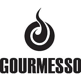 Gourmesso Caja de sabores – 120 cápsulas de café compatibles con cafetera Nespresso – 100% Fairtraide – 6 Sabores…