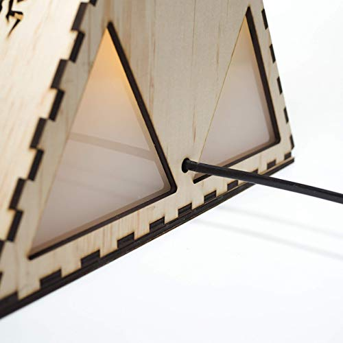 41sE7dbpQcL - Zelda Triforce Lamp