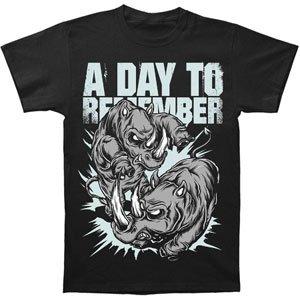 A T Large To Band Shirts Day Remember b6yI7vgfY