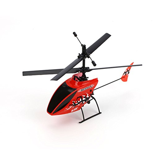 Blade Scout CX RTF 3-Ch Heli Vehicle (Scout Helicopter)
