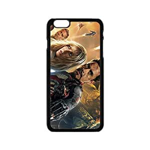 SANLSI Iron Man Design Pesonalized Creative Phone Case For Iphone 6