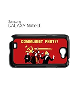Communist Party Banksy Mobile Cell Phone Case Samsung Note 2 White