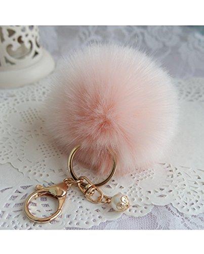 Fullkang Rabbit Keychain Plush Pendant product image