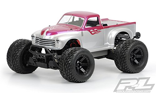 Classic Chevy Pickup Parts (Pro-Line Racing 3255-00 Early 50's Chevy Clear Body)