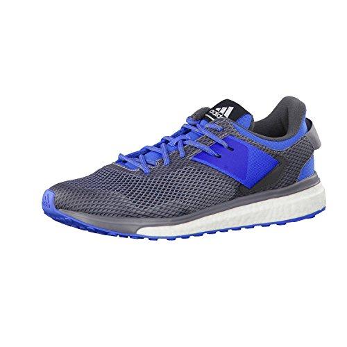 adidas Response 3 M, Zapatillas de Running para Hombre Gris (Gris / Azuray / Azuray)