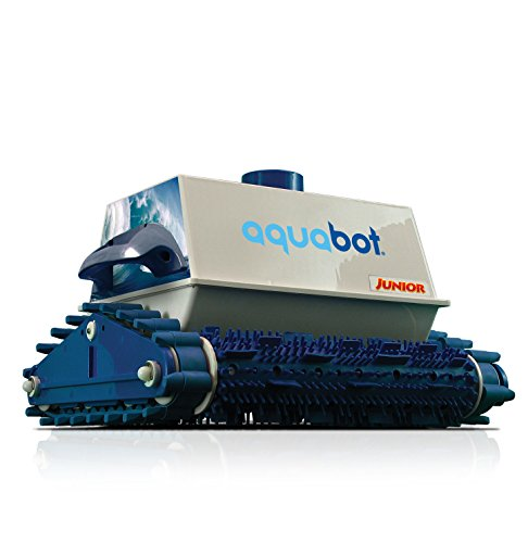 Aquabot Junior Automatic Robotic In Ground Pool Cleaner by Aquabot