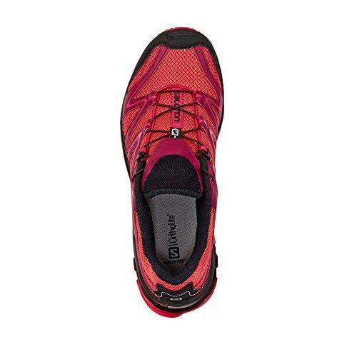 Women Salomon Score Trail Red Pink BOwxOqX