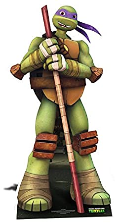 Star Cutouts - stsc771 - Figura Fortuna - Donatello ...