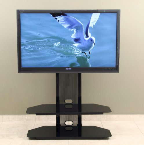 TransDeco TV Stand with Universal Mounting System for 35 to 65-Inch LCD/LED TV by TransDeco (Image #2)