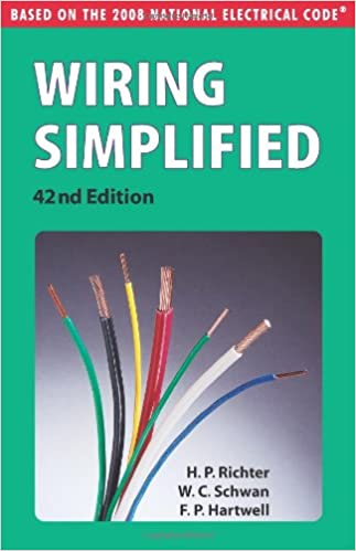 Enjoyable Wiring Simplified Based On The 2008 National Electrical Code H P Wiring 101 Orsalhahutechinfo