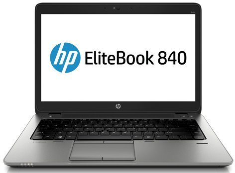 HP EliteBook 840 G1 14in HD+ TouchScreen Business Laptop Computer, Intel Dual Core i7 2.1GHz Processor, 8GB RAM, 240GB SSD, USB 3.0, VGA, Wifi, RJ45, Windows 10 Professional (Renewed)