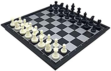 MYOMY Juego de ajedrez magnético Especial Mini Estudiante Principiante Grande Portátil Tablero de Control Plegable Othello 25 * 25 * 2Cm: Amazon.es: Juguetes y juegos