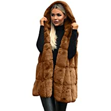 Mikey Store Ladies Fashion Warm Winter Wool Open Front Coat Jacket