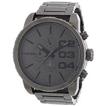 Diesel Men's Double Down DZ4215 Grey Stainless-Steel Quartz Watch