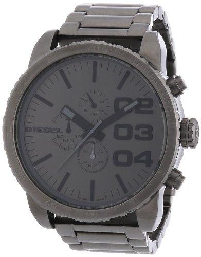 Diesel Chronographe ChronomCAtre Bracelet Inoxydable dp BKR