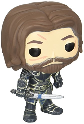Funko POP Movies: Warcraft - Lothar Action Figure