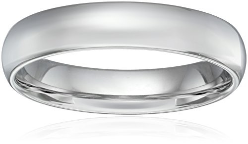 Standard-Comfort-Fit-Platinum-Wedding-Band-5mm