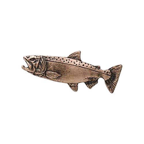 Cuivre ~ Chinook Océan saumon–Petit ~ Pin's (épinglette/Broche ~ fc041