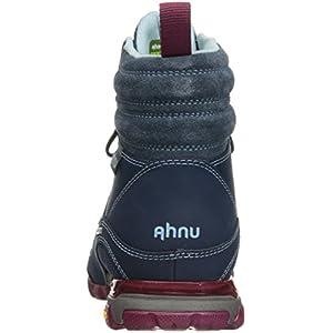 Ahnu Women's Sugarpine WP Hiking Boot, Blue Spell, 9 M US