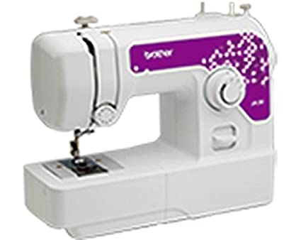 Brother JA40 Electric Sewing Machine White Amazonin Home Kitchen Magnificent Home Sewing Machine Price
