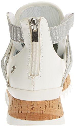 Gioseppo Karlie, Zapatillas de Deporte para Mujer Blanco (White)