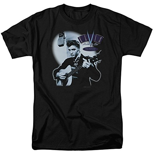 Elvis Presley - Hillbilly Cat - Adult T-Shirt - - Hillbilly Cat