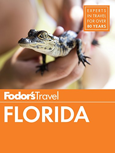 Fodor's Florida (Full-color Travel Guide Book 33)