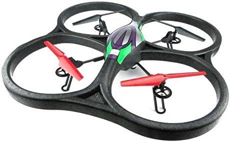cuadricóptero Space Trek v666, dron con cámara HD, giroscopio ...