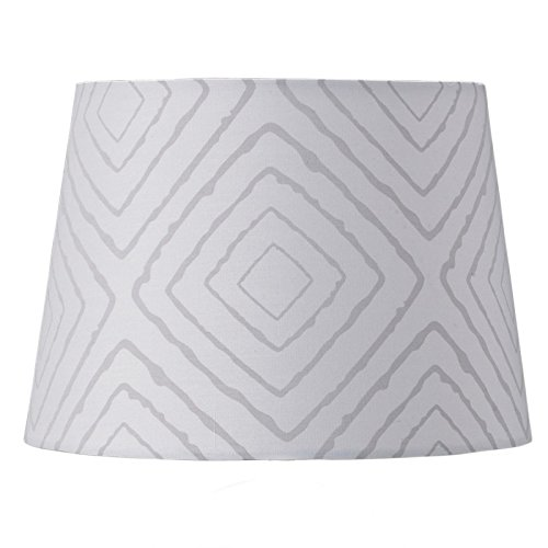 Lolli Living Grey Maze Lamp Shade