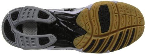 Mizuno Damen Wave Bolt 3 Volley Ball Schuh Weiß schwarz