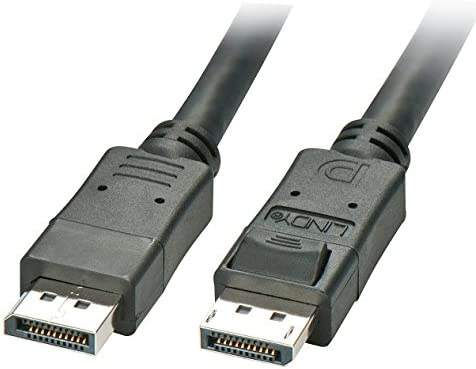 LINDY 10M Active DisplayPort Cable