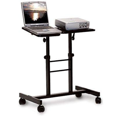 H.Wilson Adjustable Height Mobile Presentation Station