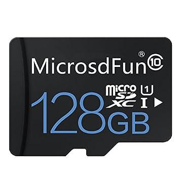 Tarjeta Micro SDXC UHS-I de 64 GB clase 10 con adaptador de ...