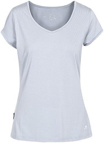 (トレスパス) Trespass レディース Mirren アクティブ Tシャツ 半袖 トップス カットソー