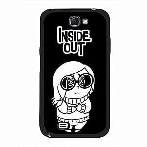 Back Funda Inside Out Funda, Magic Pattern Funda For Samsung Galaxy Note 2