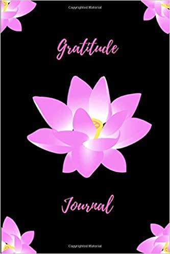 gratitude journal blank lined gratitude journal