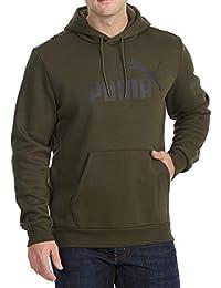 Men's Essential Hoodie Fleece Big Logo Sweatshirt