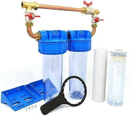 Puerta doble filtro de agua 9