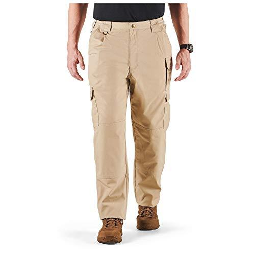 5.11 Men's TACLITE Pro Tactical Pants, Style 74273, TDU Khaki, 34Wx32L from 5.11
