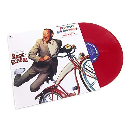 Danny Elfman: Pee-Wee's Big Adventure / Back To School Soundtracks Vinyl LP